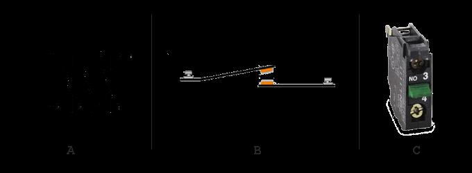 Normalde Açık (NO) ve Normalde Kapalı (NC) Kontaklar