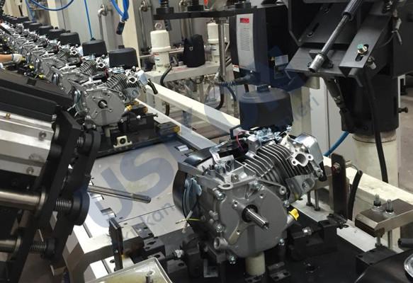 Motor Yağ Dolumunda USKON dan Kontrol ve Ölçüm Ekipmanları