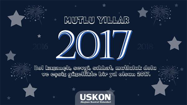 Yeni yılınızı kutlar, sağlıklı, başarılı ve bol kazançlı bir yıl olmasını dileriz.