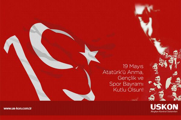 19 Mayıs Atatürk'ü Anma Gençlik Ve Spor Bayramı Kutlu Olsun…