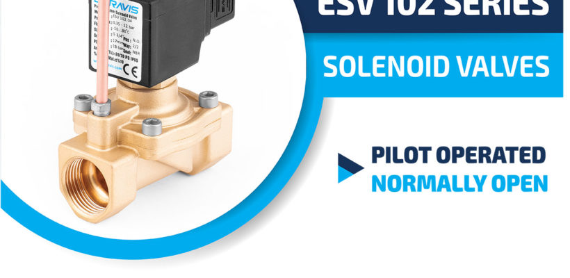 DURAVIS ESV 102 Series General Purpose Solenoid Valves