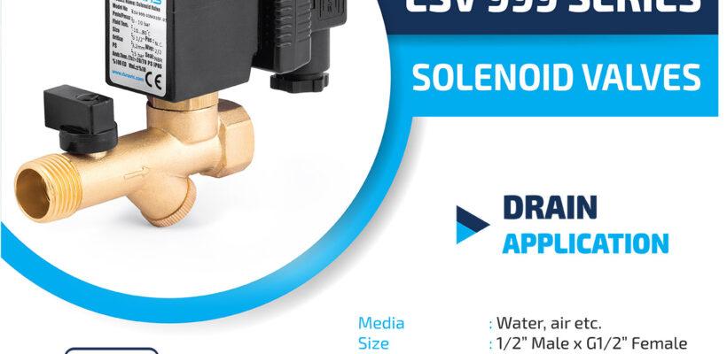 DURAVIS ESV 999 Series Drain Solenoid Valves